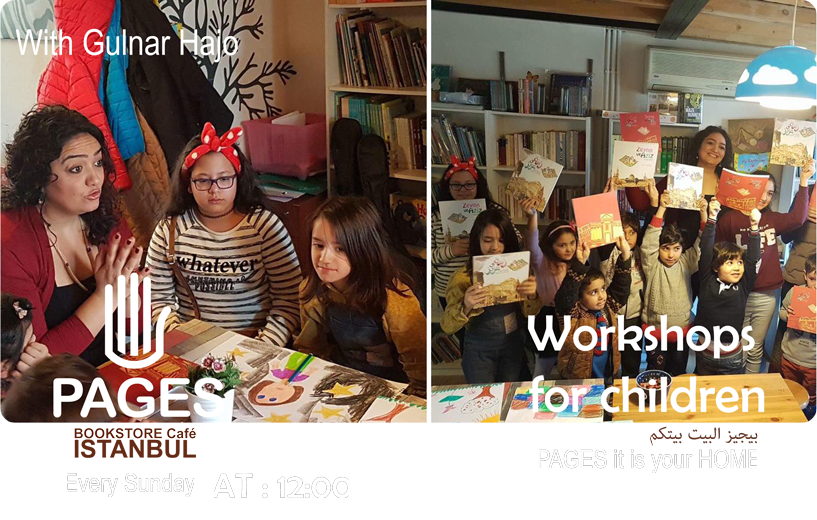 Workshops for chidren
